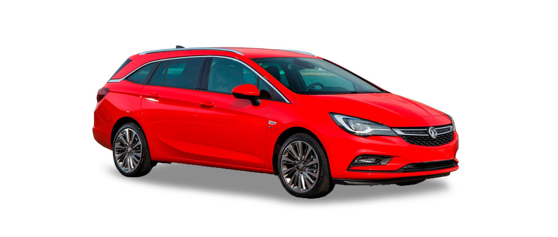 Mieten Sie einen Opel Astra