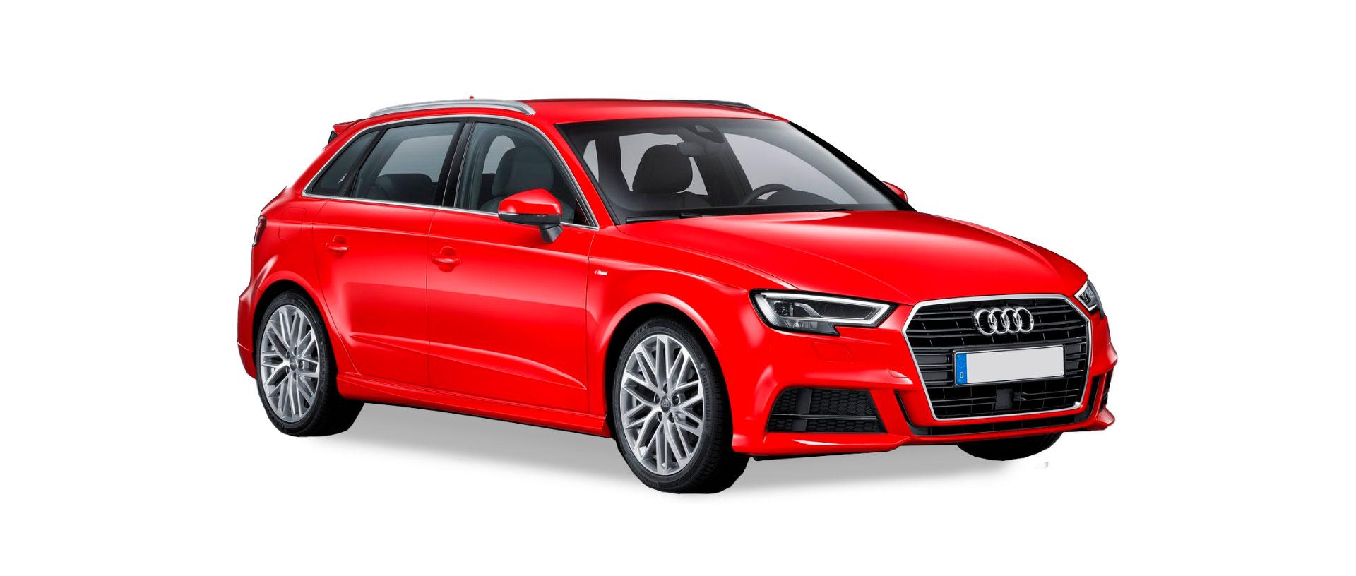 Alquilar un Audi A3