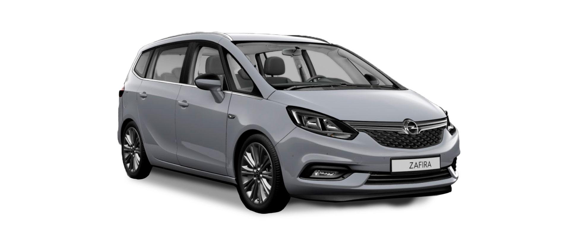 Alquilar un Opel Zafira