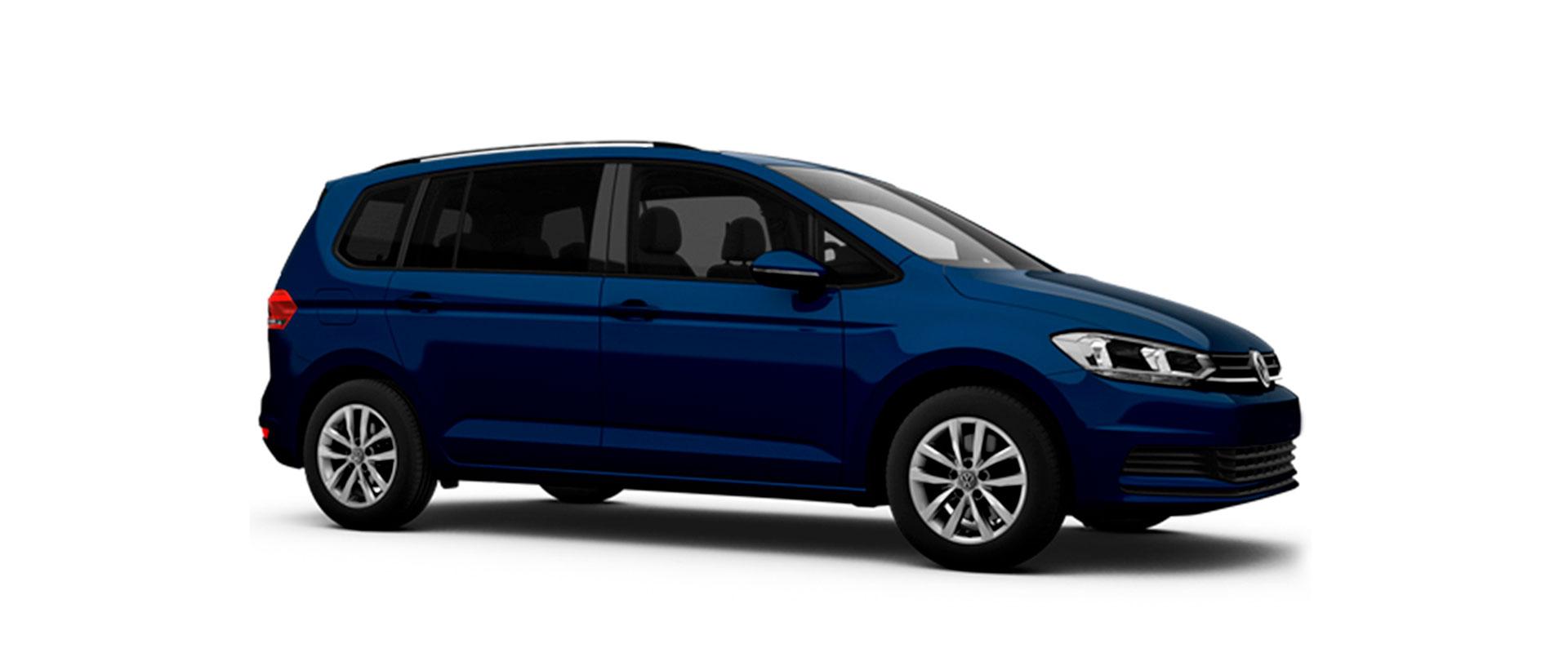 Mieten Sie ein Auto Volkswagen Touran