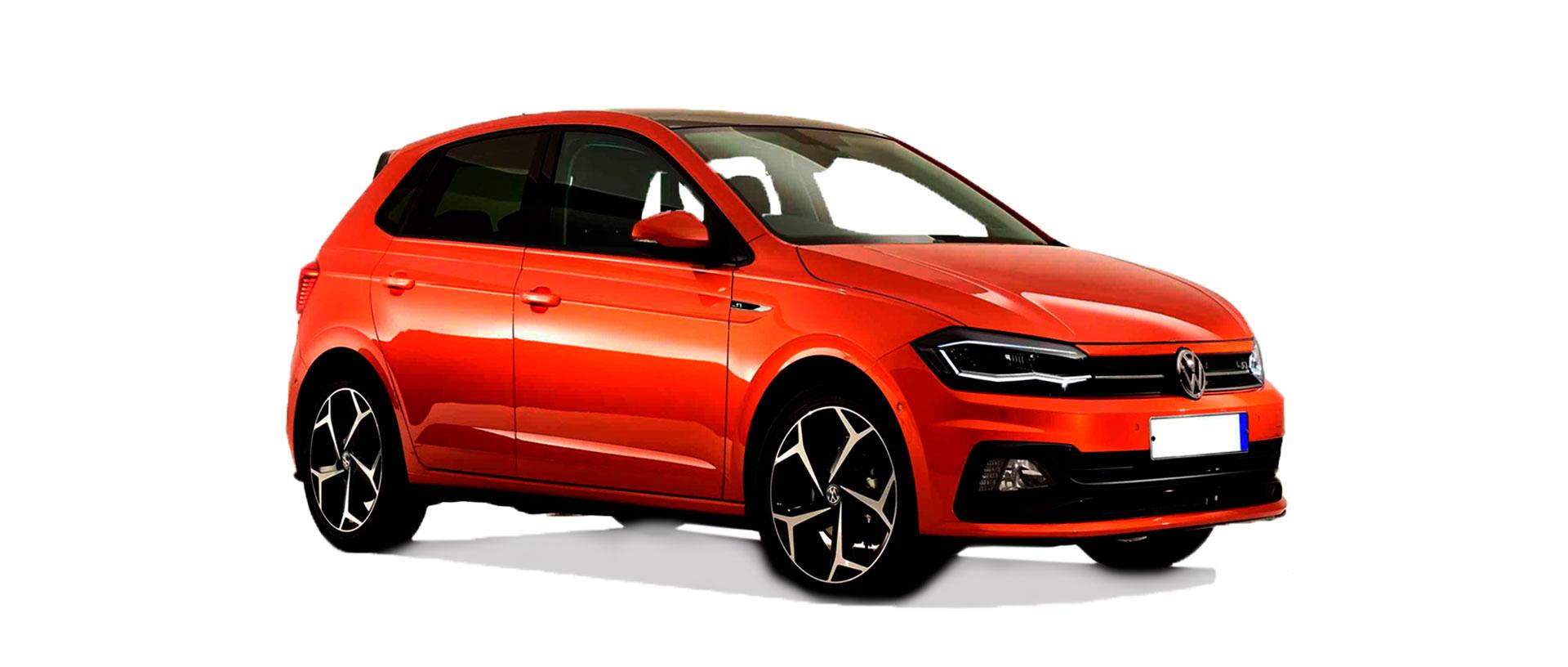 Alquiler de un Volkswagen Polo