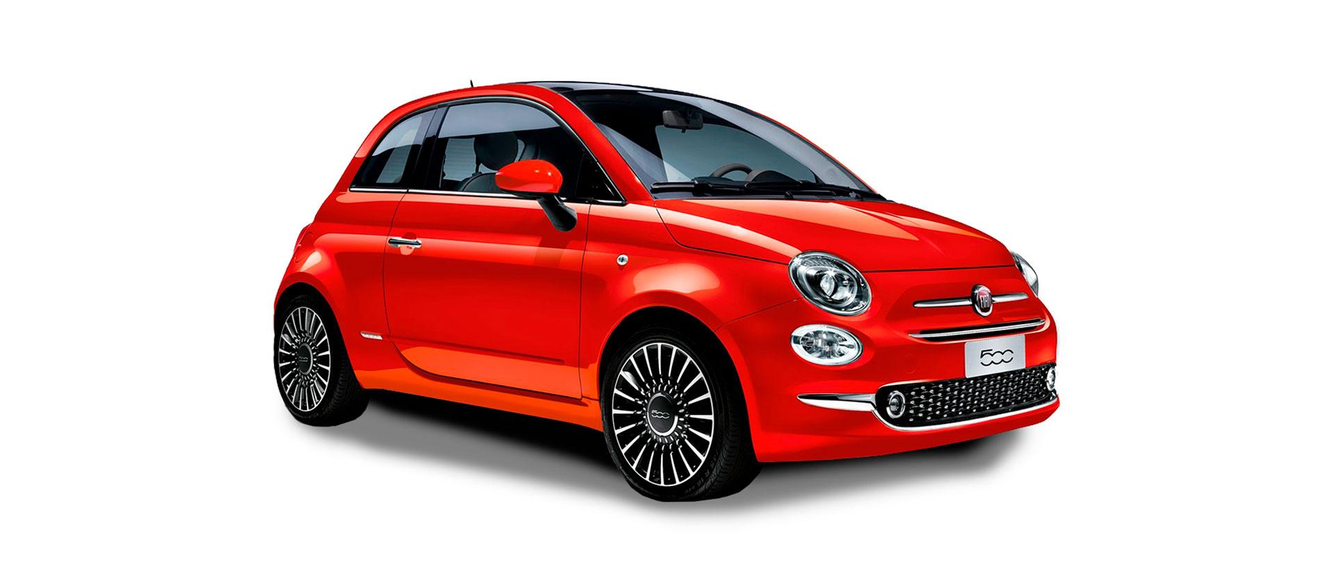 alquila un Fiat 500