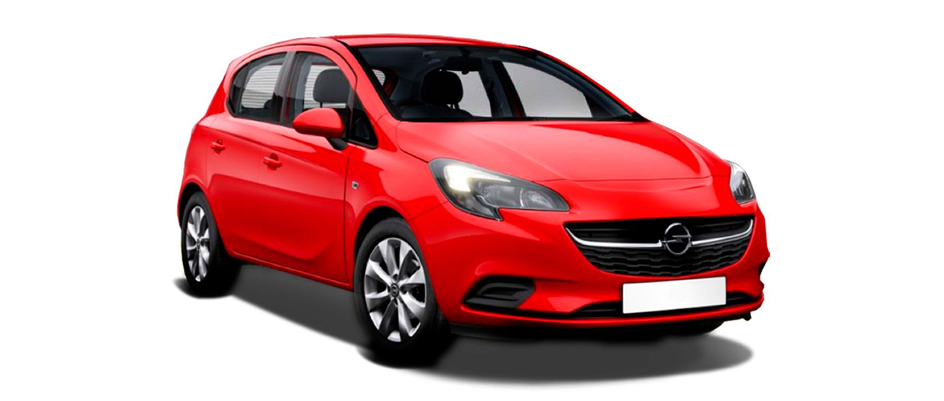 Alquiler de un Opel Corsa