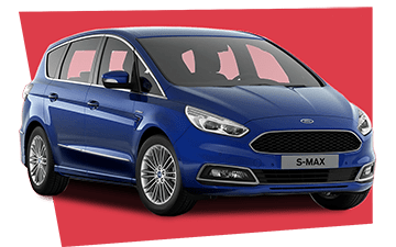 Réserver Ford S-Max
