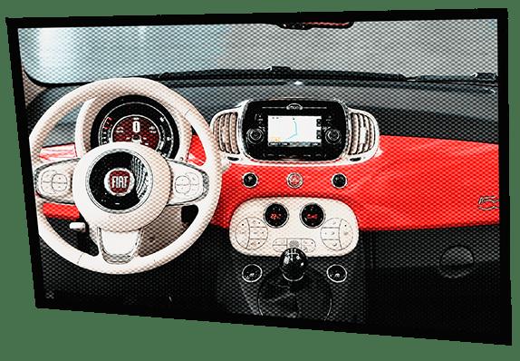 Забронировать Fiat 500