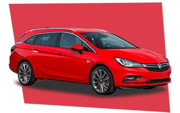 Rent Opel Astra ST