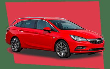 Reserva Opel Astra ST
