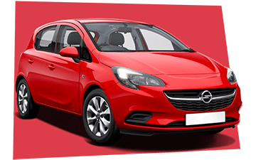 Buchen Opel Corsa