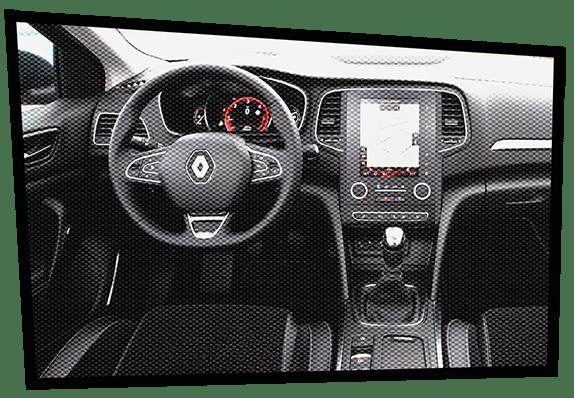 Rent Renault Megane