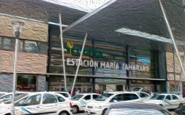 car hire Málaga Railway Station